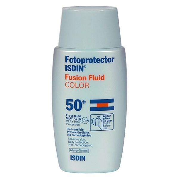 Fotoprotector Isdin Fusión Fluid Color 50+ X 50ml