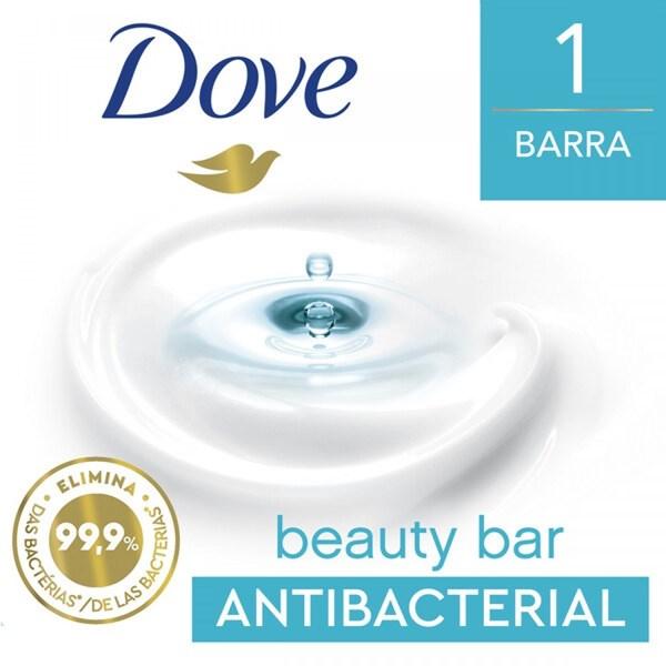 Dove Jabón Cuida Protege Antibact 3x90 Gr