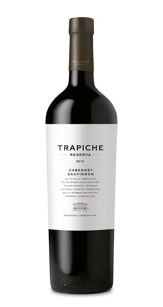 TRAPICHE RESERVA CABERNET SAUVIGNON x 750 CC