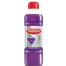 Pedialyte Sabor Uva 500ml #1