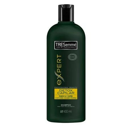 Tresemme Shampoo Detox Capilar 400ml - 70%off 2da Unidad