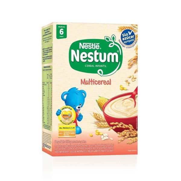 Nestum Alimento Multicereal Sin Azucar x 200gr