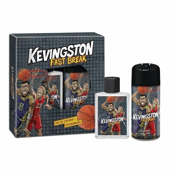 Perfume Kevingston Fast Break Cofre
