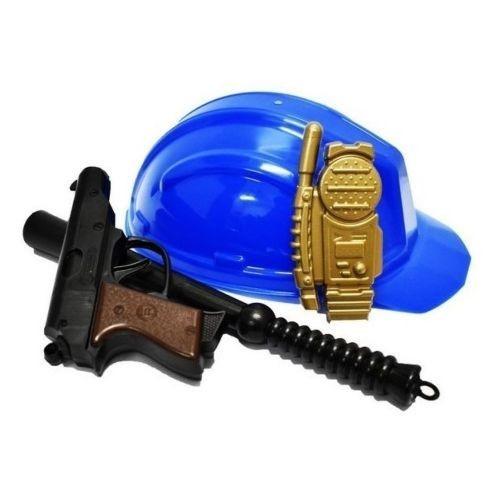 Juguete Kit De Policía