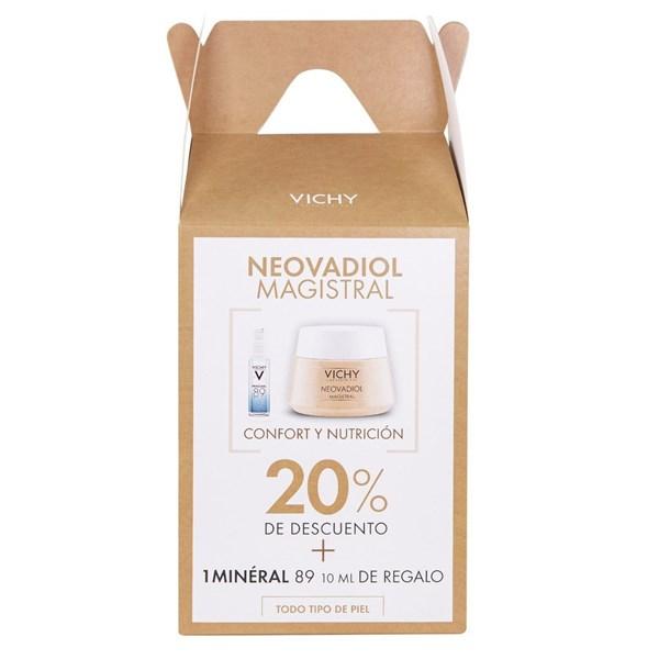 Bom Vichy Neovadiol Magistral x 50 ml  + Mineral 89 x 10 ml de Regalo #1