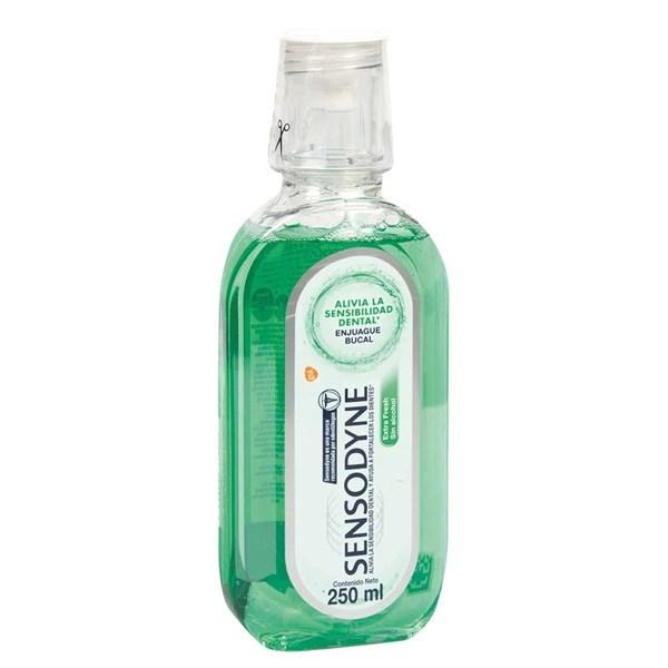 Sensodyne Enjuague Bucal x 250 ml Extra Fresh