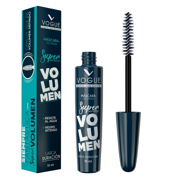 Mascara de pestañas Vogue Super Fantastic Volumen x 10ml alt