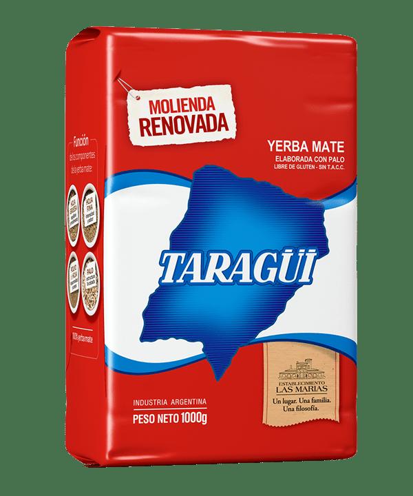 YERBA TARAGUI C/PALO x 1 KG