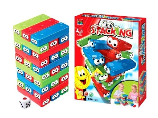 Stacking Juego Apilable