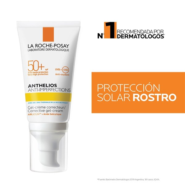 Anthelios Med Anti-imperfecciones Fps 50+ La Roche-posay