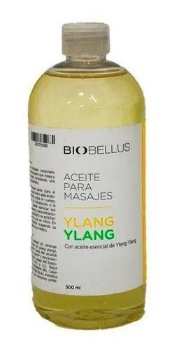 Biobellus Aceite Para Masajes Ylang Ylang 250ml