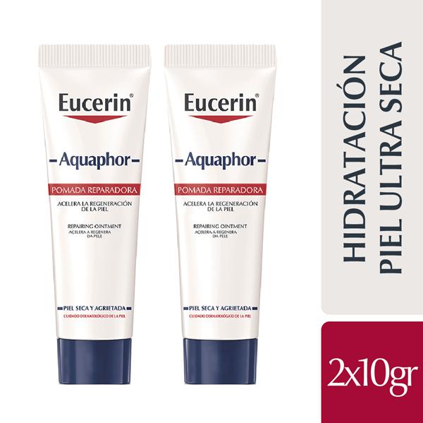 Eucerin Crema Aquaphor X 10 Ml