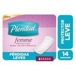 plenitud Femme Protector Diario Largo x 14 unidades #1