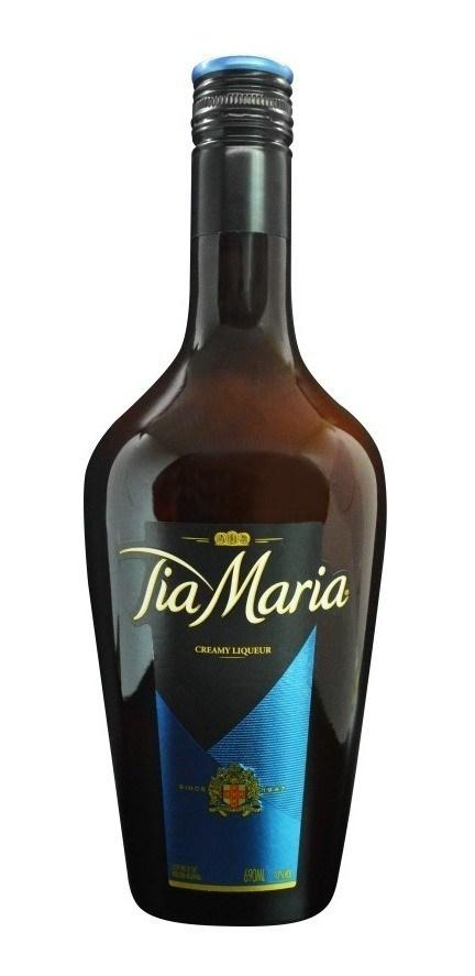 LICOR TIA MARIA CREAM x 750 CC