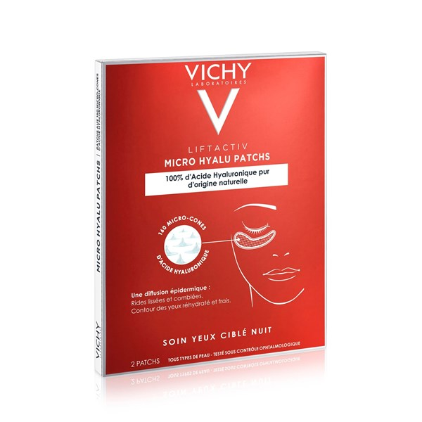 Vichy Liftactive Micro Hyalu Patchs #1