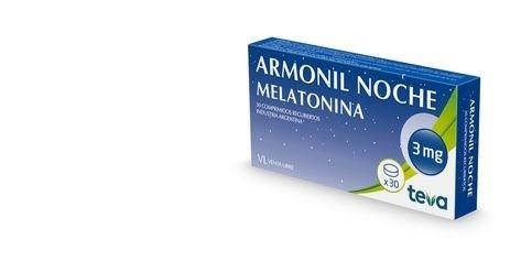 Armonil Noche Melatonina 30 Comprimidos