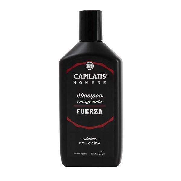 Shampoo Capilatis Hombre Energizante Fuerza Para Caida X 370