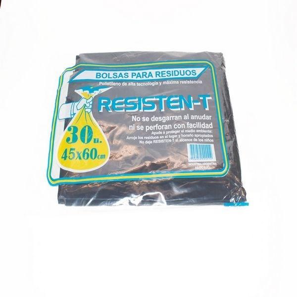 BOLSA RESID.RESISTEN-T 45X60 x 30 U
