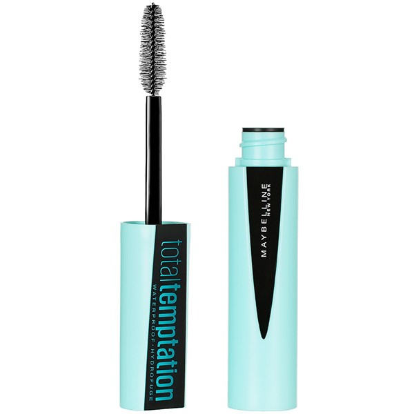 Mascara de pestañas Maybelline Waterproof  Total Temptation X 9.4 Ml alt