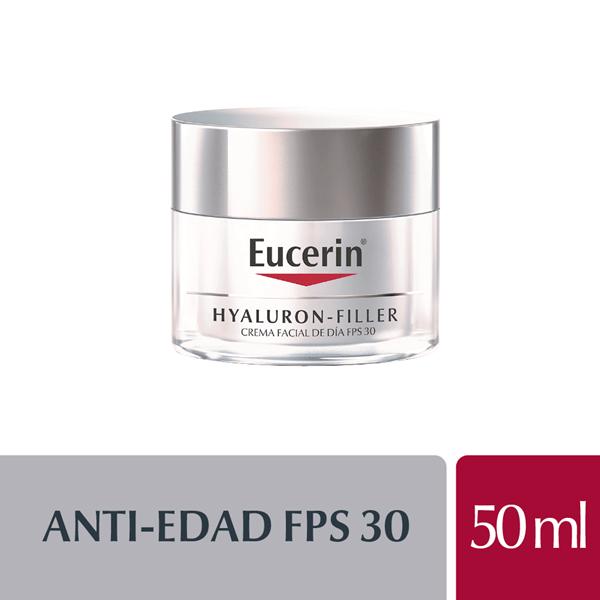 Eucerin Hyaluron-filler Crema De Día Fps 30 50 Ml