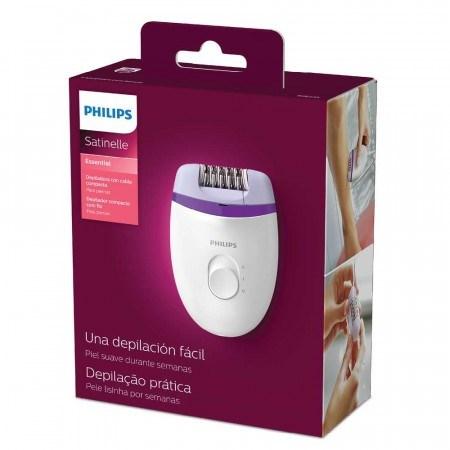 Philips Depiladora Satinelle Essential BRE225