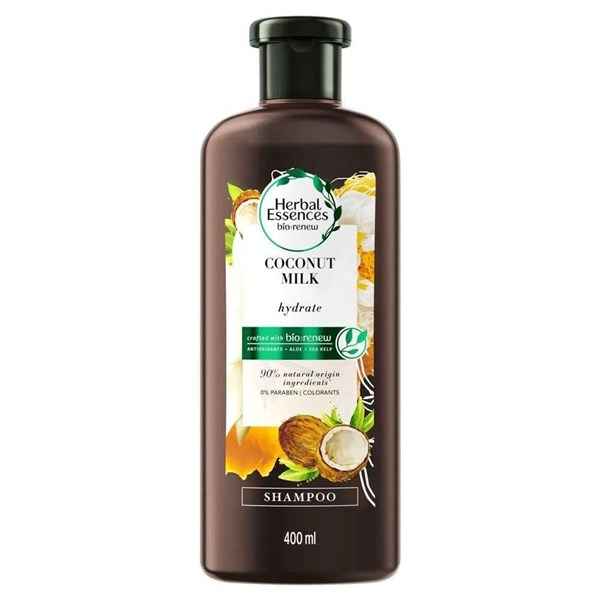 Herbal Essences Shampoo Leche De Coco x400ml