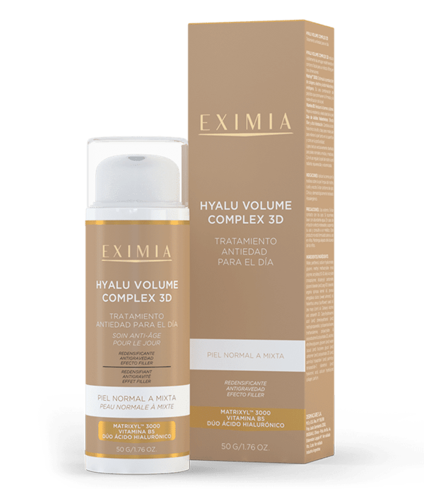 Eximia Hyalu Volume Complex 3d Piel Normal a Mixta Airless 50 ml