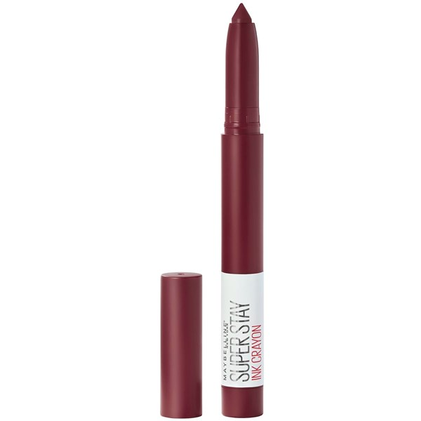 Labial Maybelline Super Stay Ink Crayon 65 Seatle For More