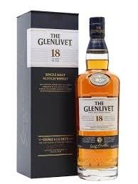 THE GLENLIVET 18 AÑOS x 750 CC