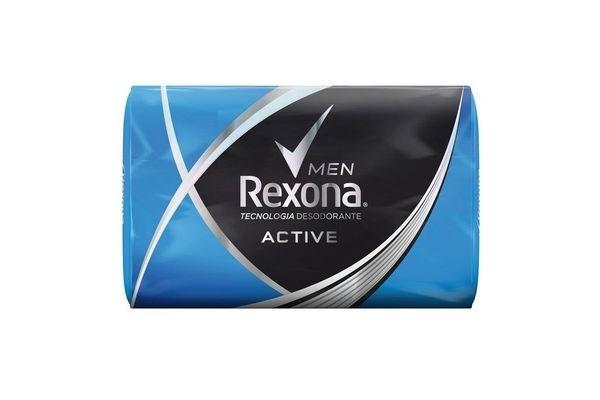 Rexona Jabón Men Active 125g