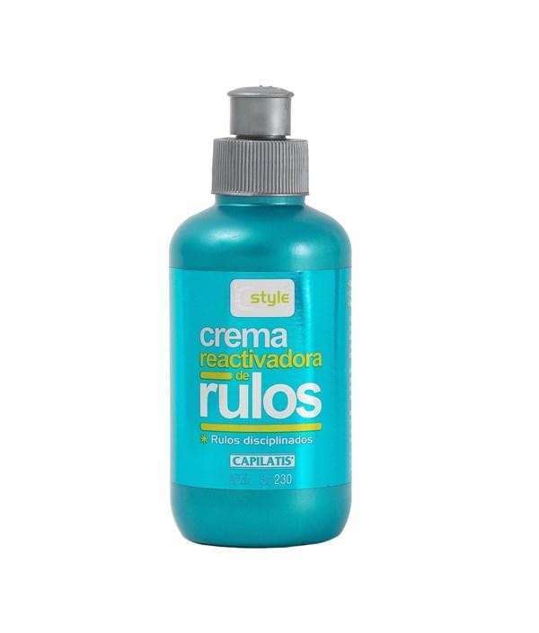 Capilatis Crema Reactivadora De Rulos 230 G