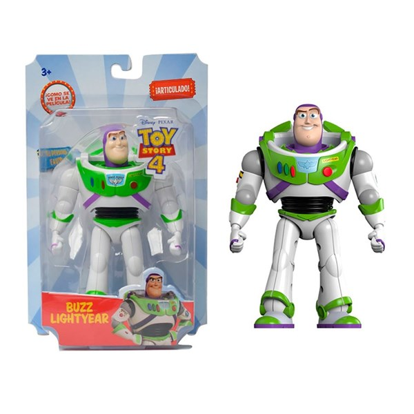 Muñeco Buzz Lightyear Disney Toy Story 4