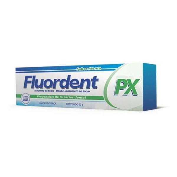 Fluordent PX Crema Dental Anti-Caries 60g