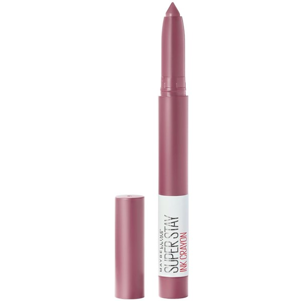 Labial Maybelline Super Stay Ink Crayon 25 Stay Exceptional