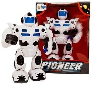 Robot A Pila Pioneer Super