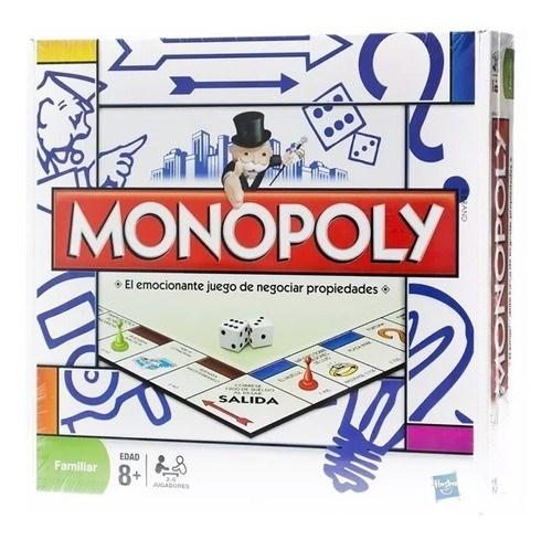 Juego Monopoly Popular