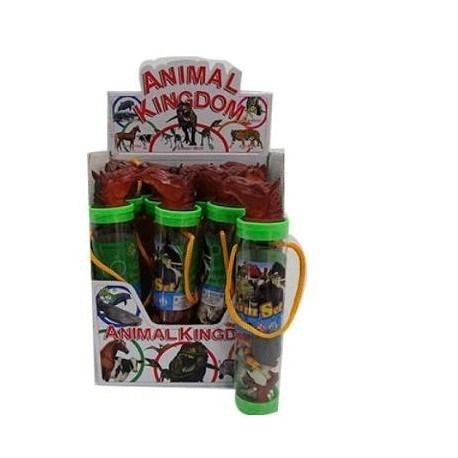 Tubo Con Animales De La Granja Animal Kingdom