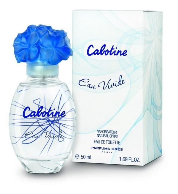 Cabotine Eau Vivide EDT x 50 ml