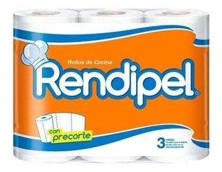 RC RENDIPEL x 3 UNID.