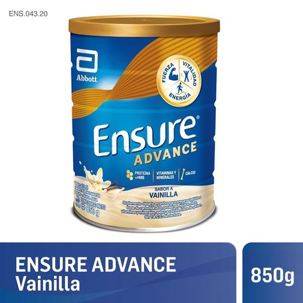 Ensure Advance Vainilla 850 Gr