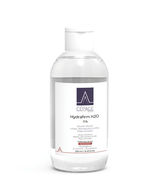 Hydrafirm H2O Cepage Solución Micelar X 250 Ml alt