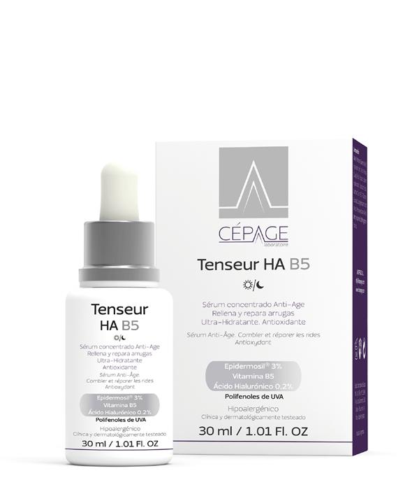 Tenseur Ha B5 Cepage Serum X 30 Ml