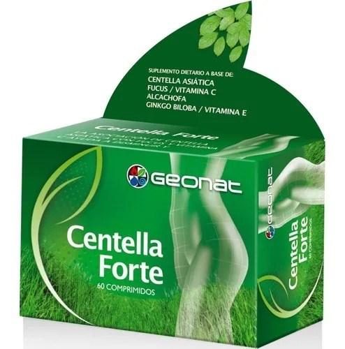 Suplemento Centella Forte Geonat 60 Comprimidos