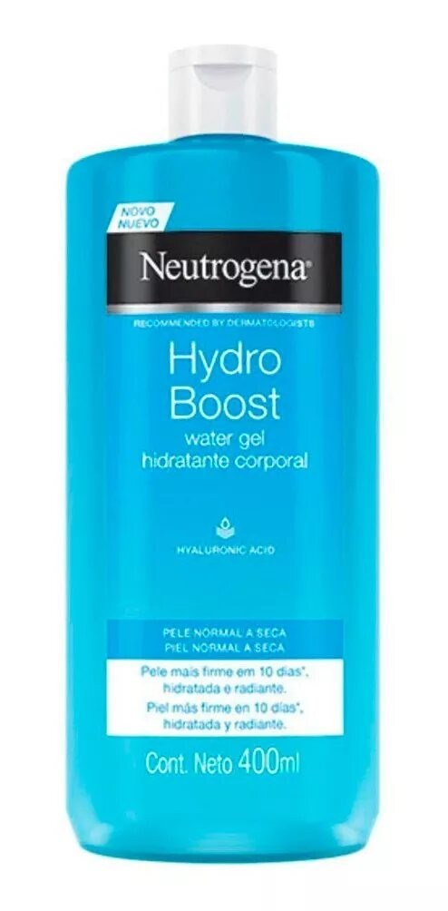 Neutrógena Hydroboost  Body Gel Crema  12X400 ML