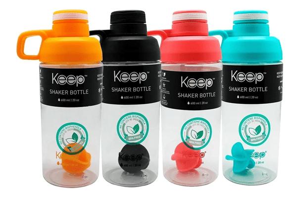 Botella Shaker Keep x 600 ml COD3011 alt