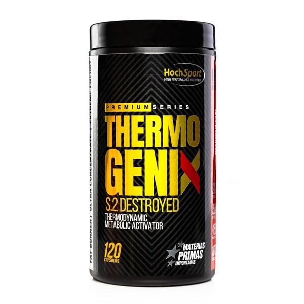 Thermogenix Hoch Sport Quemador De Grasas X 120 Capsulas