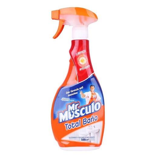 MR MUSCULO BAÑO GAT x 500 CC