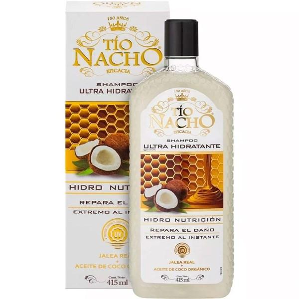Tio Nacho Shampoo Ultra Hidratante 415 Ml   70% dto. en 2da unid.