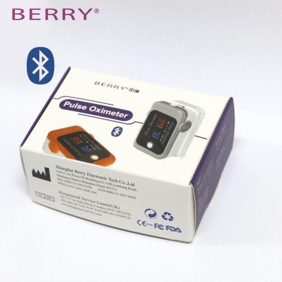 Oximetro de Pulso Berry BM1000
