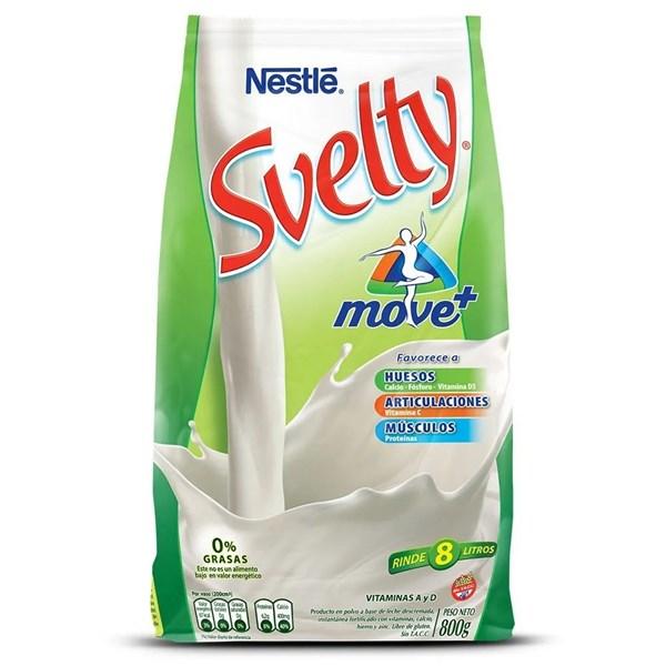 LECHE SVELTY MOVE+ x 800 GRS